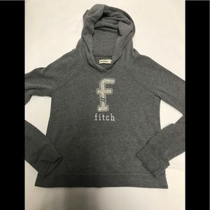 Abercrombie kids girls large hoodie sweatshirt